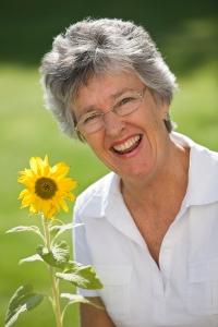 sue-wilson-sunflower